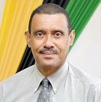 Richard Lumsden - Vision 2030 Jamaica Programme Director