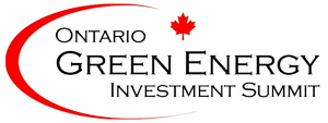 Ontario Green Energy Investment Summit